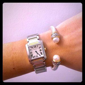 Jewelry - Cable bracelet